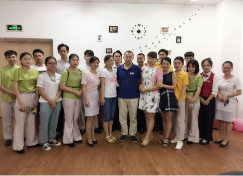 旅游艺术系走访三亚合作企业