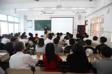 海南软件职业技术学院教学督导组前来我校进行工作交流