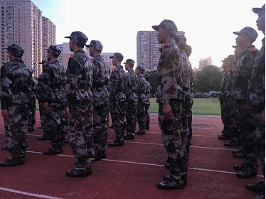 人生的励志之旅,从军训开始