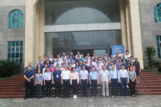 河南省南阳市中等职业学校班主任工作研究指导中心来访我校
