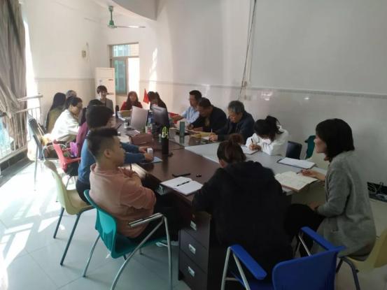 海洋学院召开专任教师与辅导员联席会议